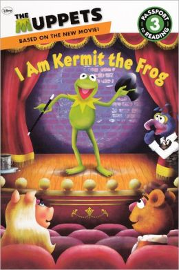 The Muppets: I Am Kermit the Frog (Turtleback School & Library Binding Edition)