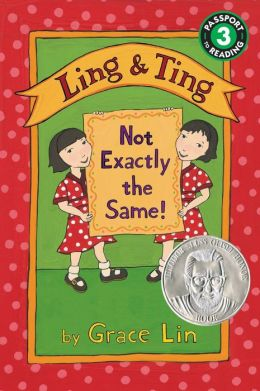 Ling and Ting: Not Exactly the Same! (Turtleback School & Library Binding Edition)