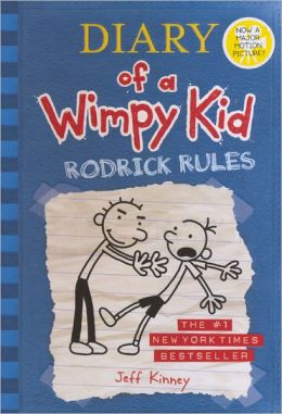 Rodrick Rules (Turtleback School & Library Binding Edition)