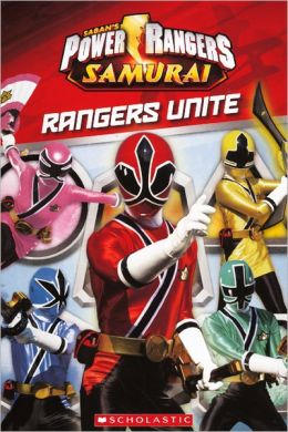 Rangers Unite (Turtleback School & Library Binding Edition)