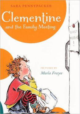 Clementine and the Family Meeting (Clementine Series #5) (Turtleback School & Library Binding Edition)