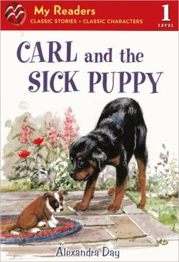 Carl and the Sick Puppy (Turtleback School & Library Binding Edition)