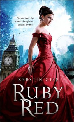 Ruby Red (Ruby Red Trilogy Series #1) (Turtleback School & Library Binding Edition)