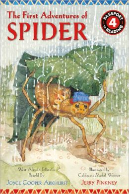 The First Adventures of Spider (Turtleback School & Library Binding Edition)