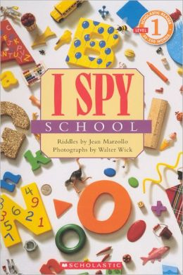 I Spy School (Turtleback School & Library Binding Edition)