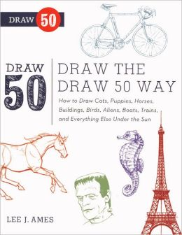 Draw the Draw 50 Way (Turtleback School & Library Binding Edition)