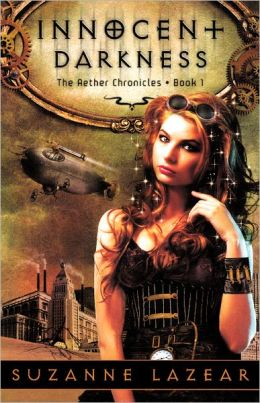 Innocent Darkness (Aether Chronicles Series #1) (Turtleback School & Library Binding Edition)