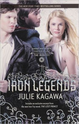 The Iron Legends (Turtleback School & Library Binding Edition)