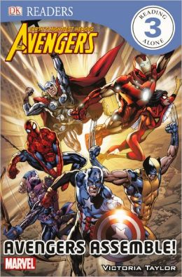 Marvel Avengers Assemble! (Turtleback School & Library Binding Edition)