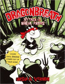 Attack of the Ninja Frogs (Turtleback School & Library Binding Edition)