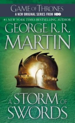 A Storm of Swords (Turtleback School & Library Binding Edition)