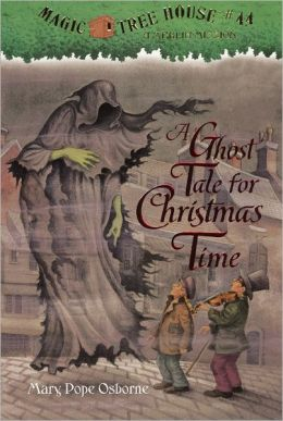 A Ghost Tale for Christmas Time (Turtleback School & Library Binding Edition)