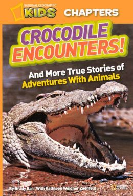 Crocodile Encounters (Turtleback School & Library Binding Edition)