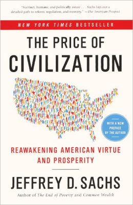 The Price of Civilization (Turtleback School & Library Binding Edition)