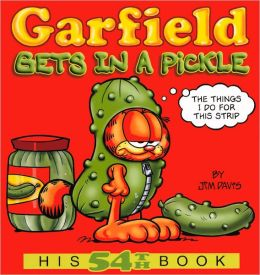 Garfield Gets in a Pickle (Turtleback School & Library Binding Edition)