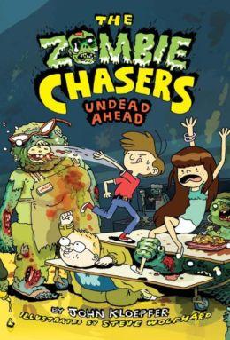 Undead Ahead (Turtleback School & Library Binding Edition)