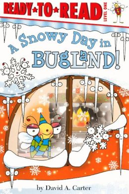 A Snowy Day in Bugland! (Turtleback School & Library Binding Edition)