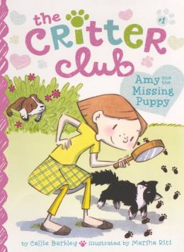 Amy and the Missing Puppy (Turtleback School & Library Binding Edition)