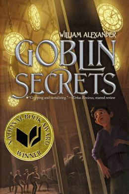 Goblin Secrets (Turtleback School & Library Binding Edition)