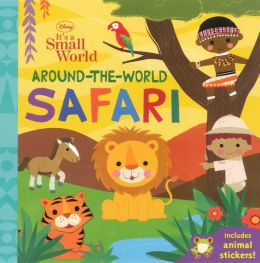 Around-the-World Safari (Turtleback School & Library Binding Edition)