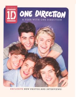 One Direction: A Year with One Direction (Turtleback School & Library Binding Edition)