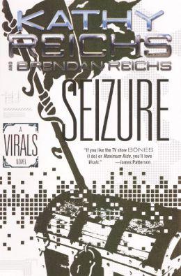 Seizure (Virals Series #2) (Turtleback School & Library Binding Edition)