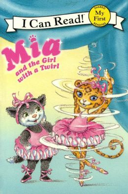 Mia and the Girl with a Twirl (Turtleback School & Library Binding Edition)