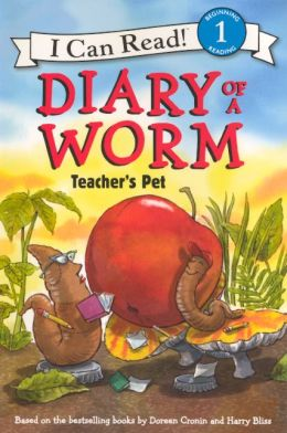 Diary of a Worm (Turtleback School & Library Binding Edition)
