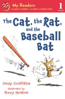 The Cat, the Rat, and the Baseball Bat (Turtleback School & Library Binding Edition)