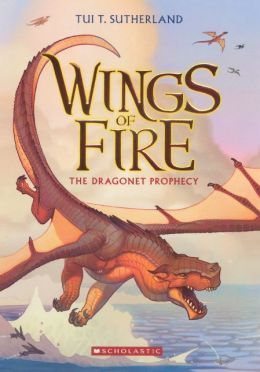 The Dragonet Prophecy (Turtleback School & Library Binding Edition)