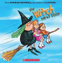 The Witch Next Door (Turtleback School & Library Binding Edition)