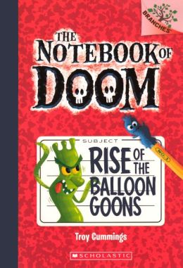 Rise of the Balloon Goons (Turtleback School & Library Binding Edition)