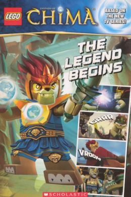The Legend Begins (Turtleback School & Library Binding Edition)