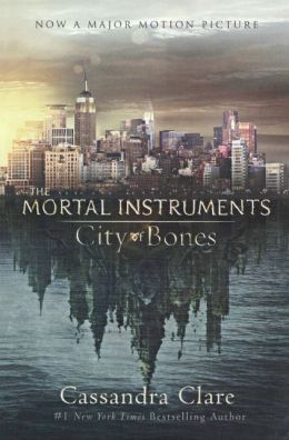 City of Bones: Movie Tie-in Edition (Turtleback School & Library Binding Edition)