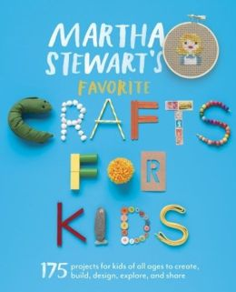 Martha Stewart's Favorite Crafts for Kids (Turtleback School & Library Binding Edition)