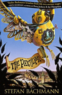 The Peculiar (Turtleback School & Library Binding Edition)
