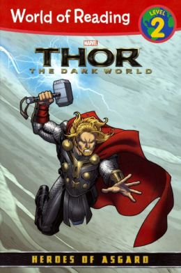 Thor: Heroes Of Asgard (Turtleback School & Library Binding Edition)