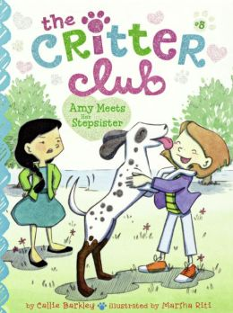 Amy Meets Her Stepsister (Turtleback School & Library Binding Edition)
