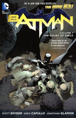 Batman, Volume 1: The Court of Owls