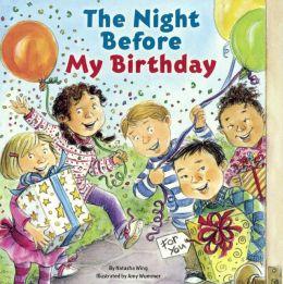 The Night Before My Birthday (Turtleback School & Library Binding Edition)