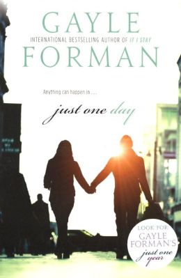 Just One Day (Turtleback School & Library Binding Edition)