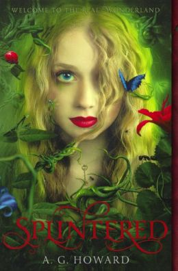 Splintered (Turtleback School & Library Binding Edition)