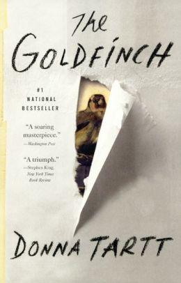 The Goldfinch (Turtleback School & Library Binding Edition)