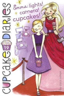 Emma: Lights! Camera! Cupcakes! (Turtleback School & Library Binding Edition)