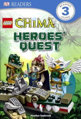 LEGO Legends Of Chima: Heroes' Quest (Turtleback School & Library Binding Edition)