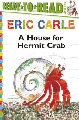 A House For Hermit Crab (Turtleback School & Library Binding Edition)