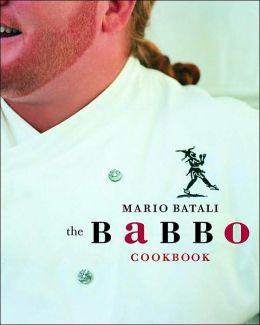 Babbo Cookbook