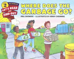 Where Does The Garbage Go? (Turtleback School & Library Binding Edition)