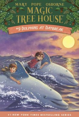 Dolphins At Daybreak (Turtleback School & Library Binding Edition)