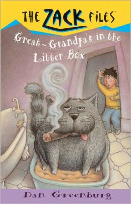 Great-Grandpa's In The Litter Box (Turtleback School & Library Binding Edition)